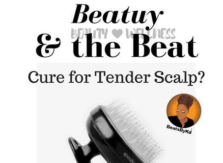 Cure For Tender, Sore Scalp?