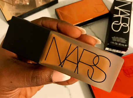 Review: NARS All Day Luminous Weightless Foundation In Macao