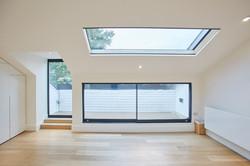 bespoke rooflight home
