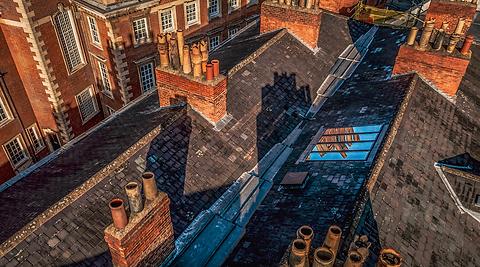 Historic England skylight