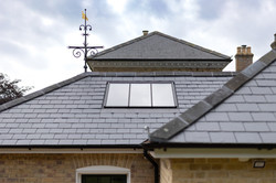 slate roof skylight