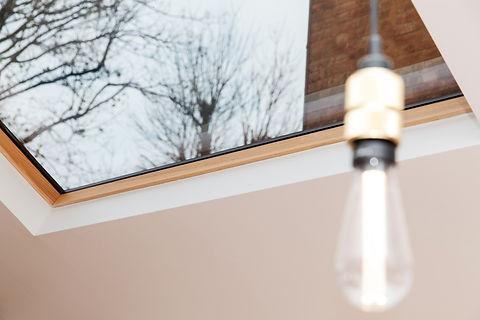 Triple glazed rooflight