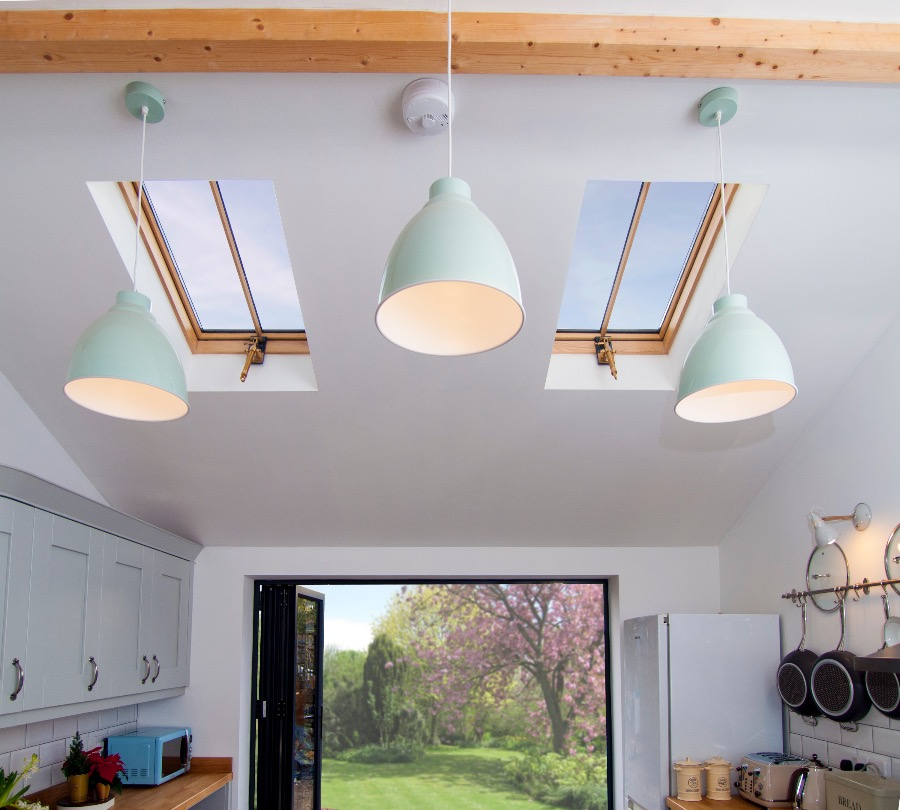 conservation property sky light Romsey