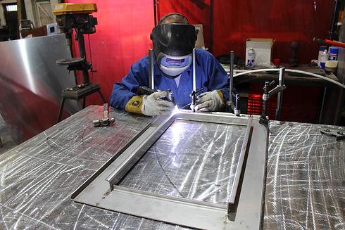 Metal rooflight manufacture.jpg