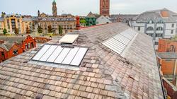Heritage skylight with glazing bars