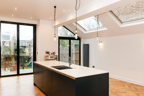 Skylight for london home