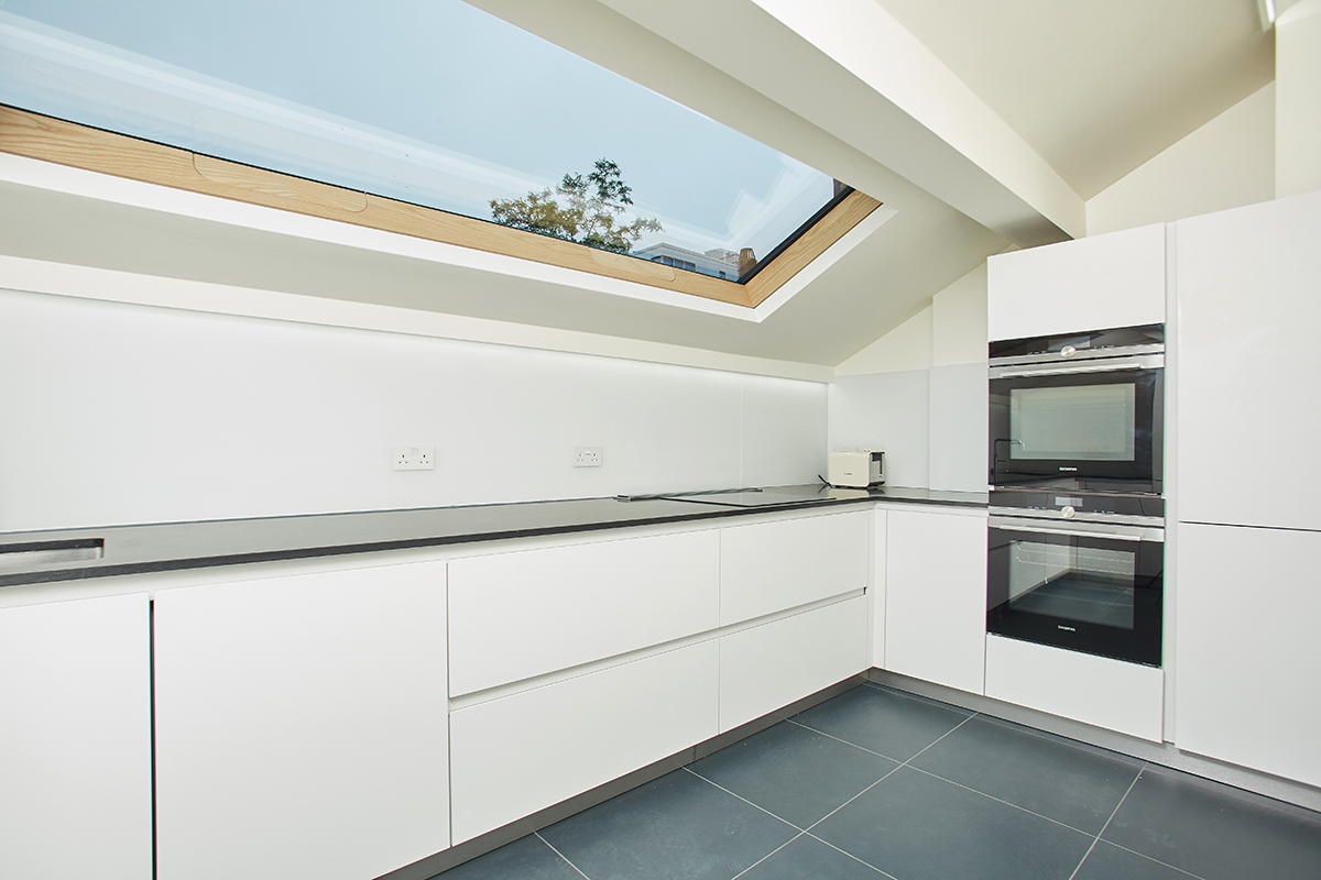 Loft conversion skylight