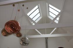 Contemporary rooflight design