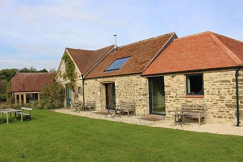 Barn conversion skylight