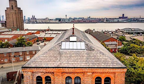 Steel conservation rooflight