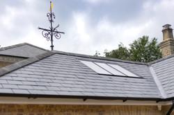 slate roof rooflight