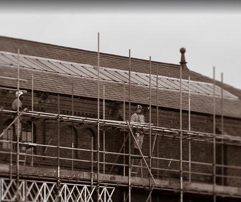Victorian rooflight