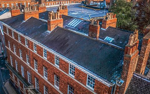 Historic England rooflights York office