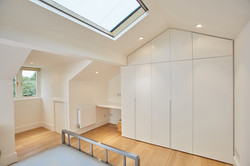 Stunning apartment rooflight