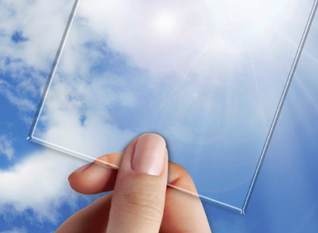 What is solar control glass?
