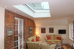 Blinds for rooflights