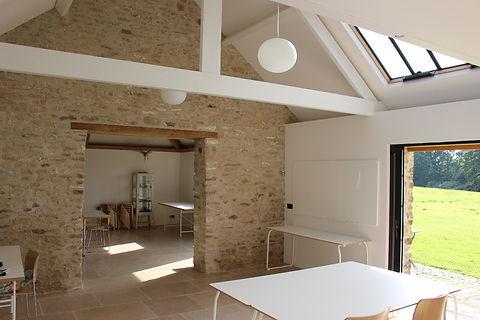 Barn conversion roof light