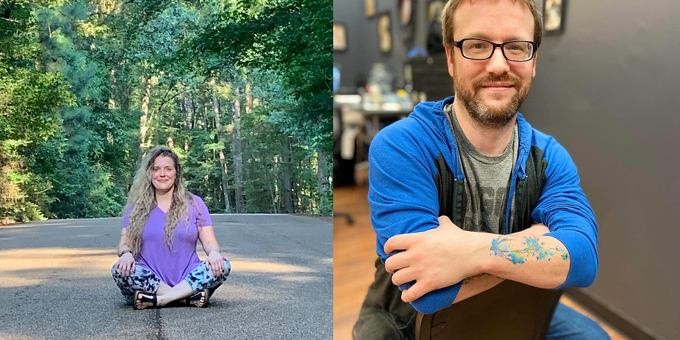 Introduction to Zen Mind: A mini-course in three sessions with Beth Herzig and Daniel Scharpenburg