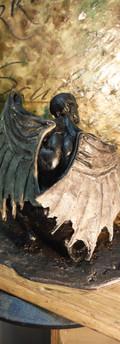New Icarus -Nouvel Icare by Graziella Cu