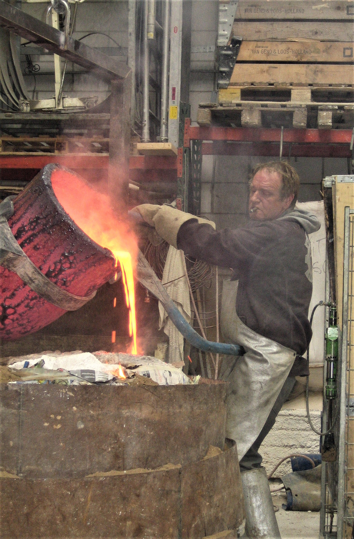 4 Casting bronze