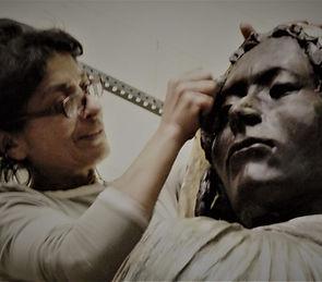 26 Graziella Curreli. Kenau's face in pr