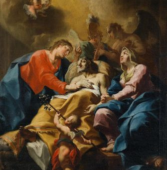 Ask Father: Was Saint Joseph present at the Crucifixion? How long does it take to become a Priest?