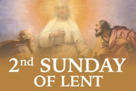 March 8, 2020 - 2nd Sunday of Lent