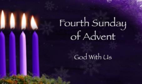 December 20, 2020 - 4th Sunday of Advent