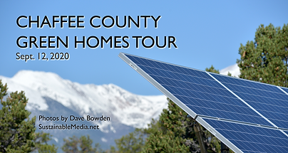 Chaffee County Green Homes Tour