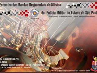 Iguatemi Esplanada recebe o 2º Encontro de Bandas da Polícia Militar
