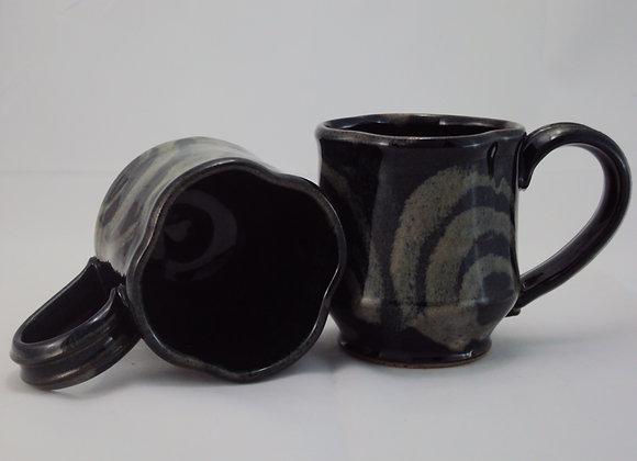 Mug ( Clover ) - Black