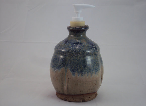 Soap Pump - Blue Ridge Blue