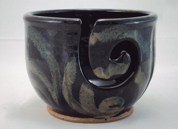 Yarn Bowl - Black