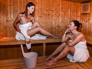 Prečo NEmať v saune plavky