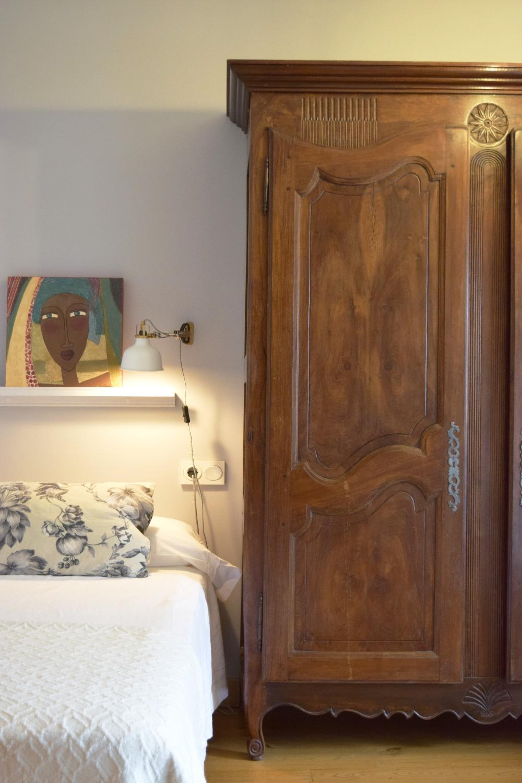 Goienta dormitorio doble