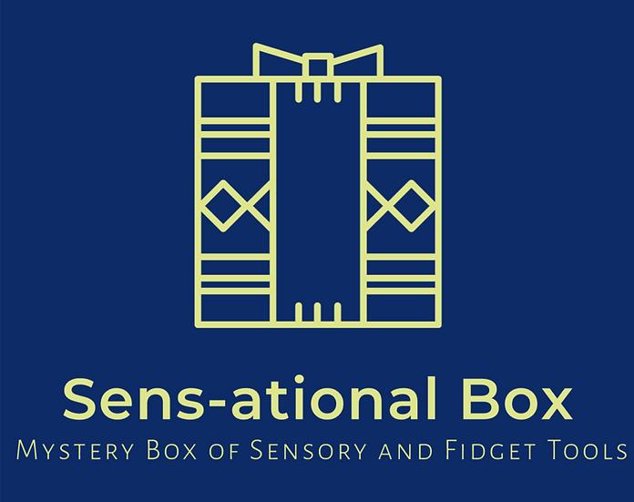 Sens-ational Box (Mystery Box of Sensory and Fidget Tools)