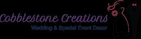 Cobblestone Creations Wedding Decorating