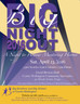 We are looking forward the decorating for the Big Brothers Big Sisters Gala on April 13 2016 at the