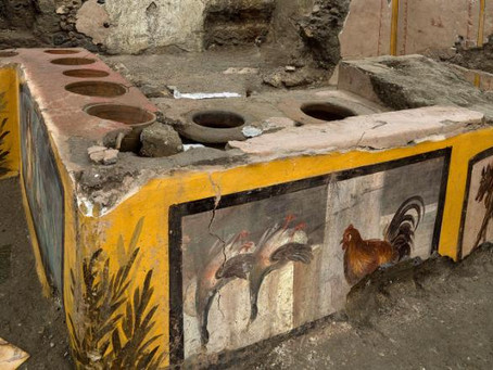 Pompeii and fascinating new discoveries!