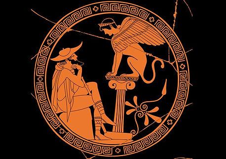 Sophocles Oedipus, mythological, mythology, dramatic, tragic, tragic saga, literature
