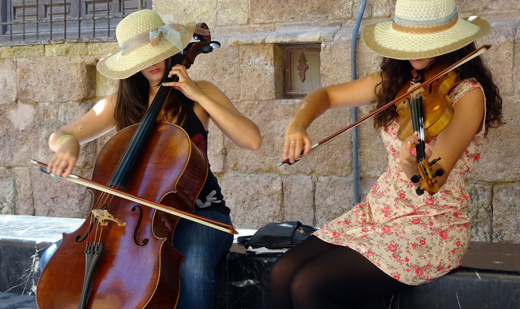 Classical Music in the streets