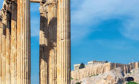 Greek Mythology: Olympians versus Titans: Zeus, Poseidon and Prometheus, Olympus, Polyhymnia