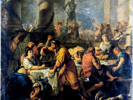 Did the Romans invent Christmas?