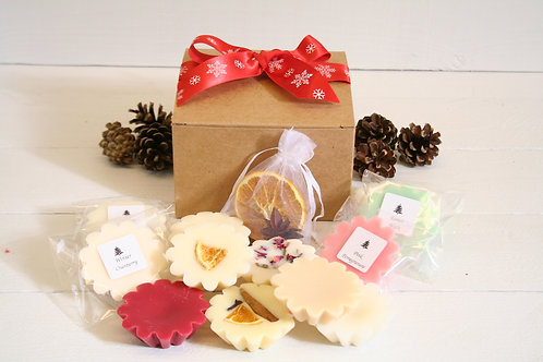12 Scents of Christmas Scented Seasons Melt Box