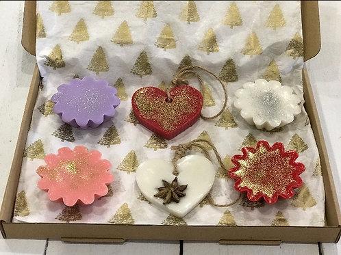 Scented Seasons Box  - Christmas Jewels