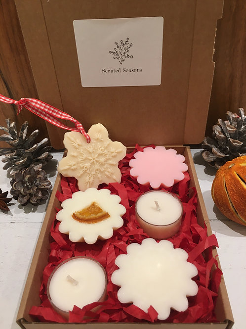 Scented Seasons Christmas Treats Box