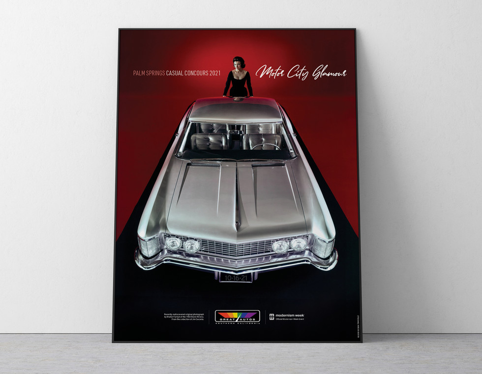 Casual Concours 2021 Poster