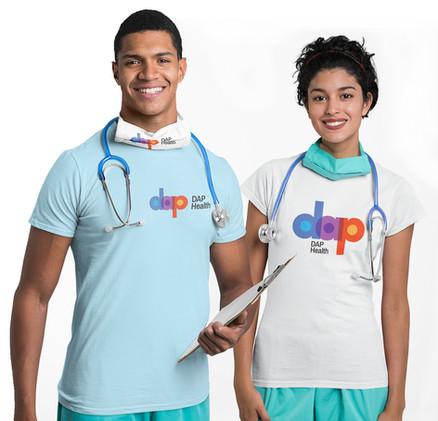 Nursing staff uniforms