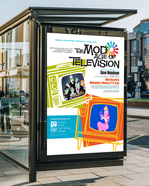 Mod Age of Television