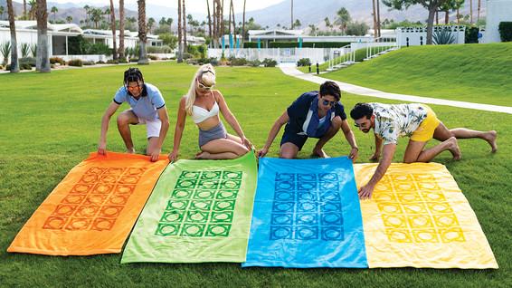 Sunmor towels